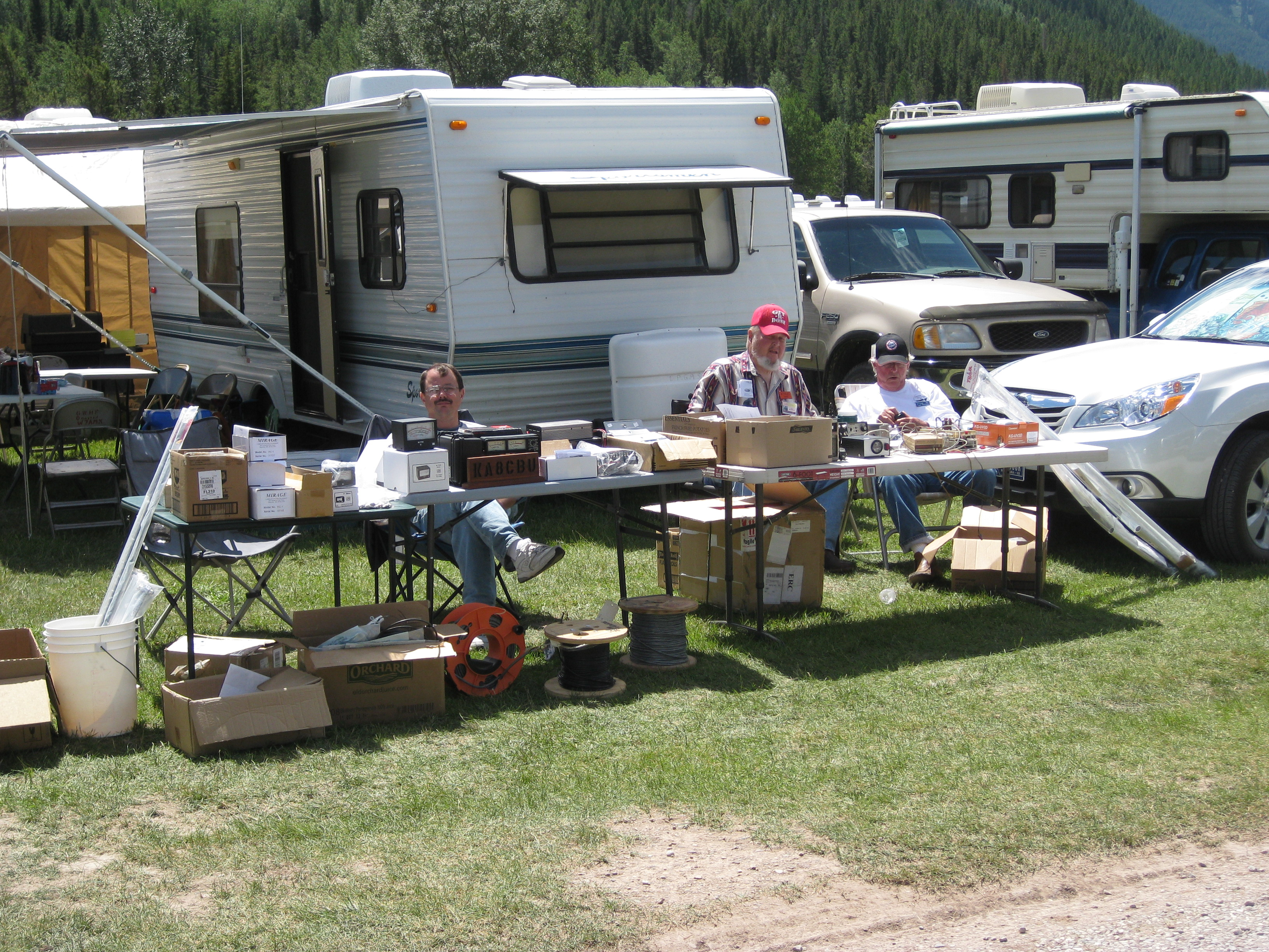 Tailgate Sales Welcome!